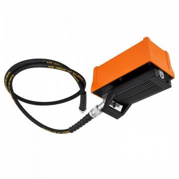 400bar/6000psi POMPA A MANO PCP Aria Manometro con M10 fissi in rame a vite