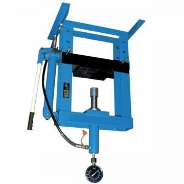 Gru idraulica GP05/DE OMCN pompa doppio effetto 0,5 ton