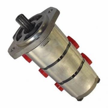 Skid Steer 6673916 NUOVO Loader Pompa idraulica realizzata per adattarsi Bobcat 853 863 873