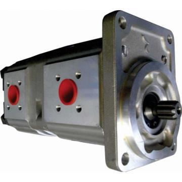 6673112 idraulica pompa ad ingranaggi singolo per modelli industriali Bobcat