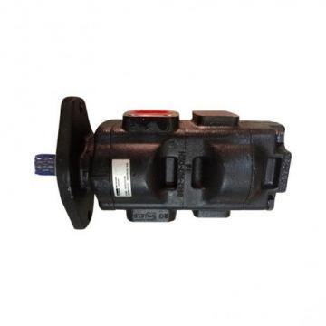 Originale Nuova Parker / Jcb Doppio Pompa Idraulica 20/925581 37 + 33cc / Rev.