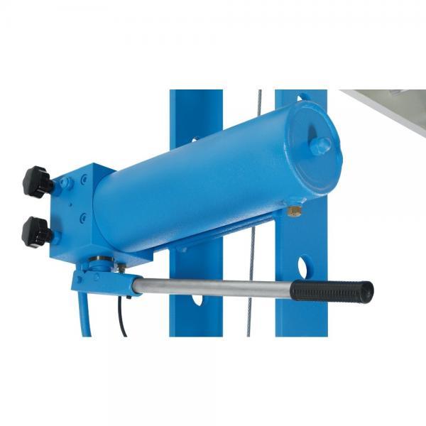 POMPA IDRAULICA 50 Ton PISTONE IDRAULICO cilindro MANOMETRO Officina Negozio Premere #1 image
