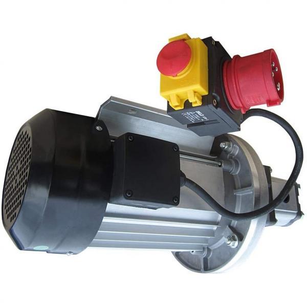 Spaccalegna GeoTech SPHE 6 orizzontale con motore elettrico - Potenza di 6 T #1 image